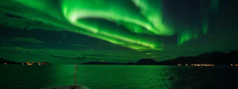 Noorderlicht garantie Hurtigruten
