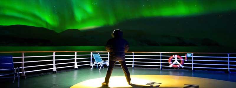 Hurtigruten Noorderlicht reizen
