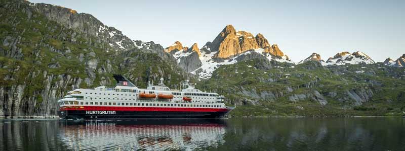 Hurtigruten Noorse Kust
