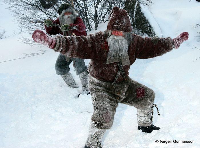 Geen Kerstman In Ijsland Maar 13 Yule Lads Blog