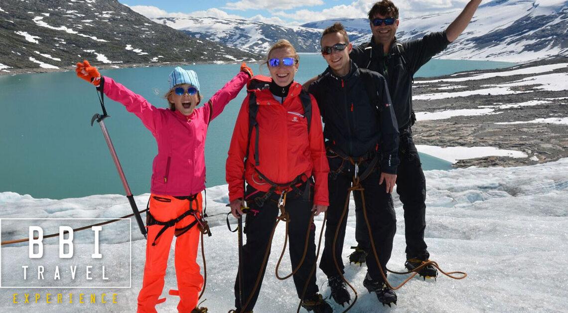 In Noorwegen tijdens een vakantie in corona-tijd avonturen beleven