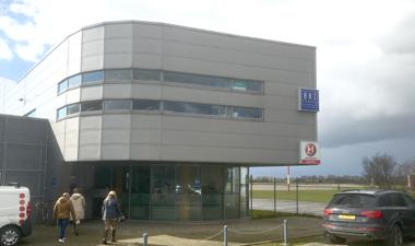 BBI Travel kantoor op Groningen Airport