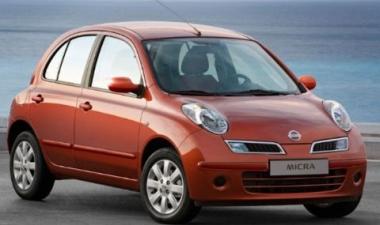 Europcar Finland huurauto categorie A