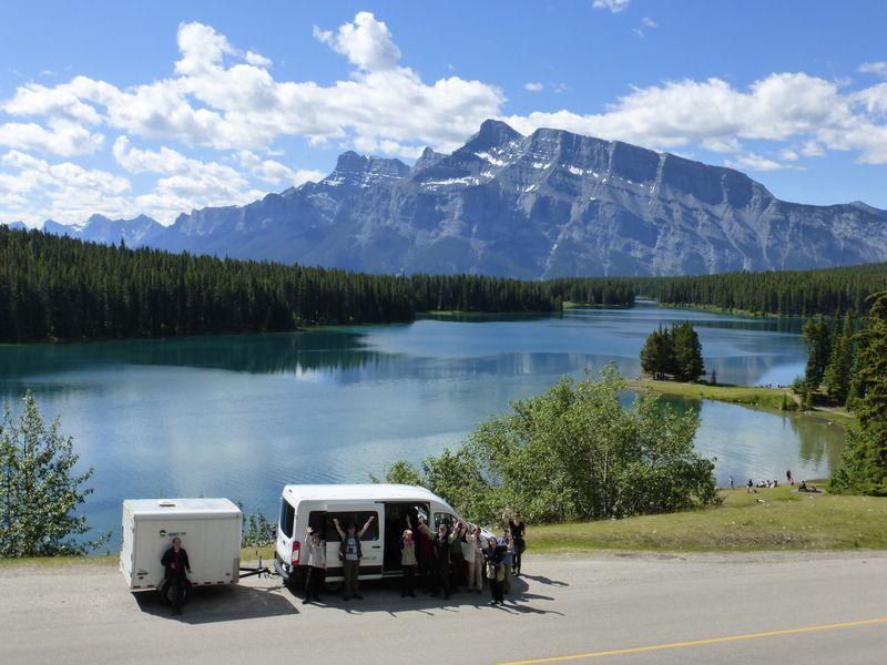 Vakantie 11-daagse busreis Rocky Mountains, Banff & Jasper in Diversen (Canada, Canada)