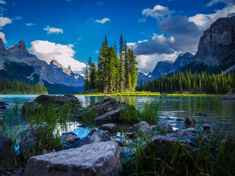 Rondreis 11-daagse busrondreis Rockies Trail in Diversen (Canada, Canada)