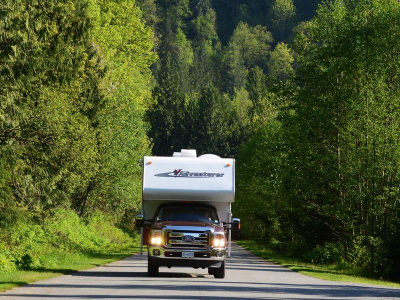 Camperhuur Fraserway Toronto met stopover in IJsland op de heenreis