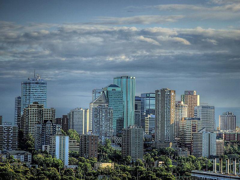 Fly Drive Edmonton met KLM