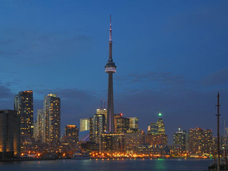 Sfeerimpressie Fly Drive Toronto met KLM