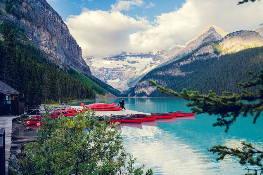 Sfeerimpressie 9-daagse autorondreis Rocky Mountains & Vancouver