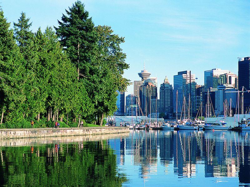 Rondreis 13-daagse autorondreis Wildernis van de Westkust in Diversen (Canada, Canada)
