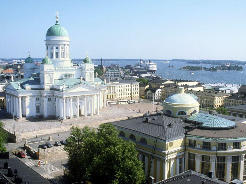 Sfeerimpressie 4-Daagse citybreak Helsinki 2021