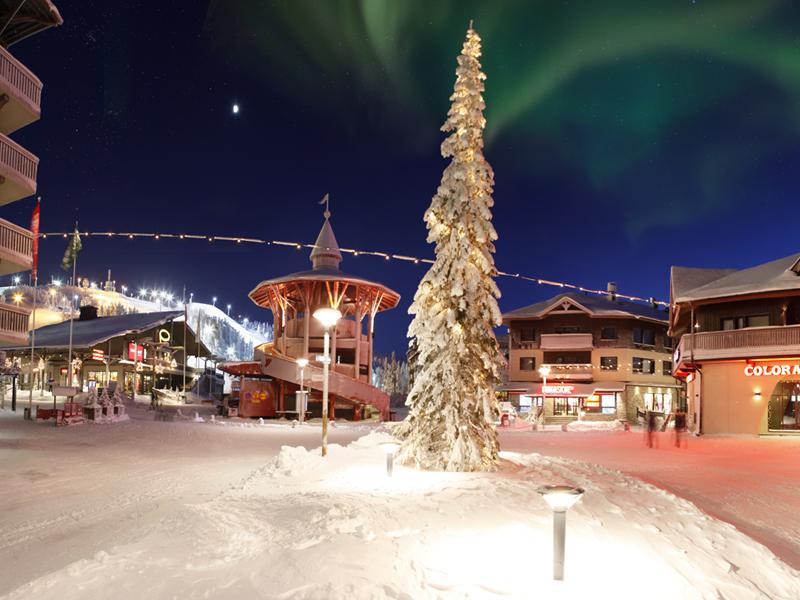 kerst 2018 dagen Winter(sport)vakantie Ruka & Kuusamo, Lapland   Rechtstreeks met  kerst 2018 dagen