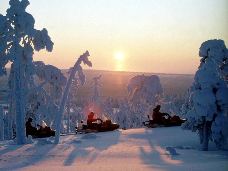 Nieuwjaar 8-Dagen wintersport Levi, Lapland inclusief Transavia-vlucht