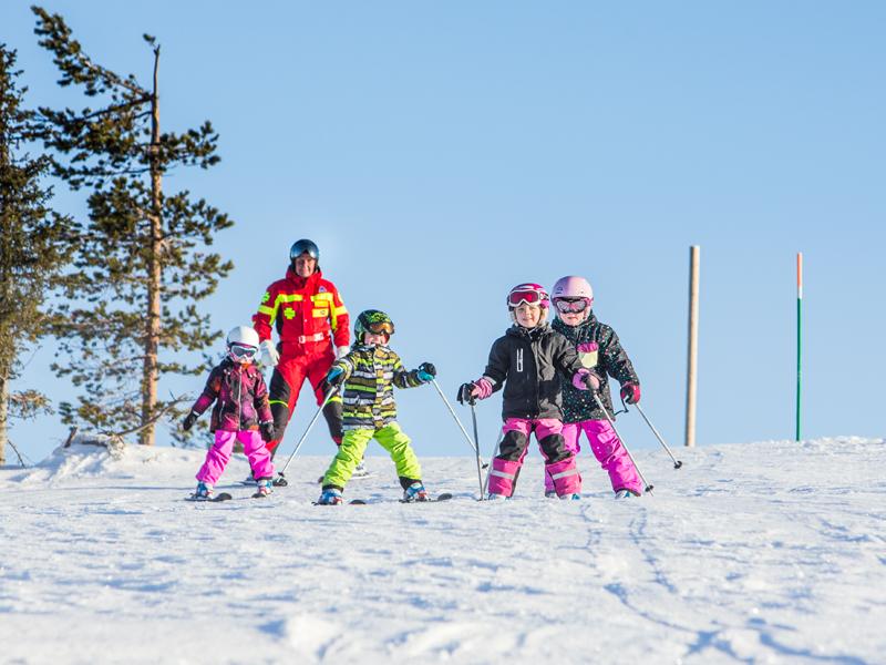 Winteravontuur 8-Dagen Levi, Lapland inclusief Transavia-vlucht