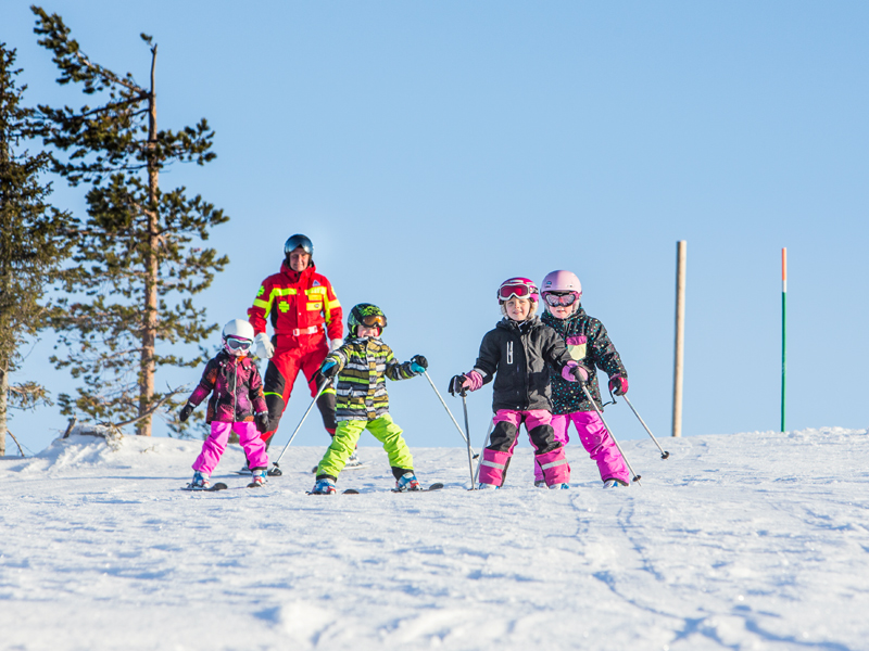 Wintersport 2018 8-dagen Levi, Lapland
