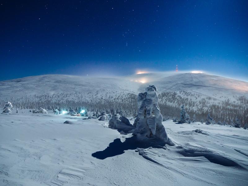 Nieuwjaar 2017 8-dagen Ylläs, Lapland