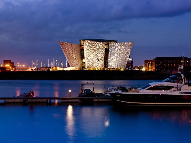 Sfeerimpressie Belfast & Dublin combinatiereis