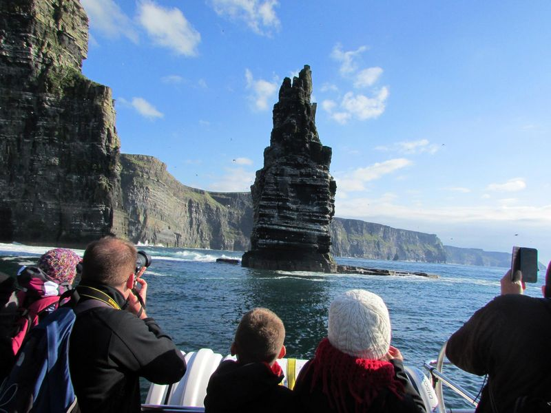 Cliffs Of Moher cruise vanuit Doolin