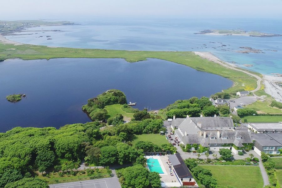 Sfeerimpressie 4-Daagse reis Connemara in viersterren hotel