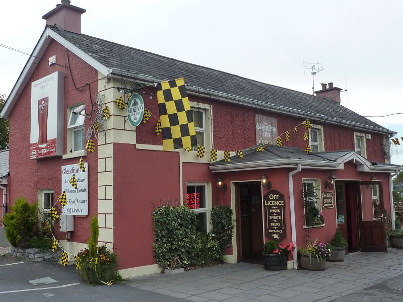 Deze inn ligt op slechts 1 km afstand van het gezellige centrum van het middeleeuwse kilkenny * gastenlounge ...