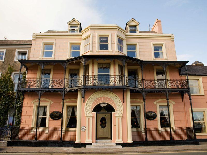 Perryville House – Kinsale Land/Ierland|Categorie/Accommodatie Zuid Ierland|Sterren/4