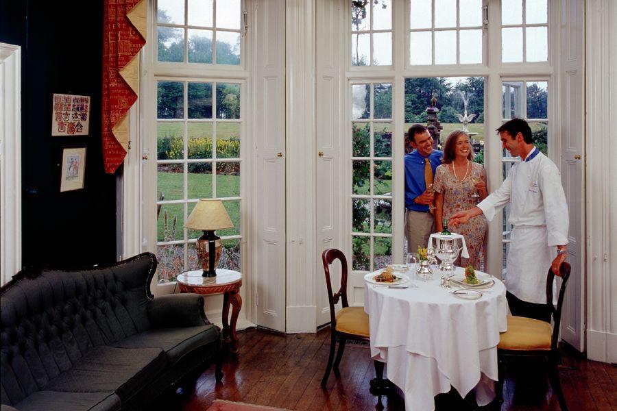 5 Daagse autorondreis Ierland Culinair Manor Houses