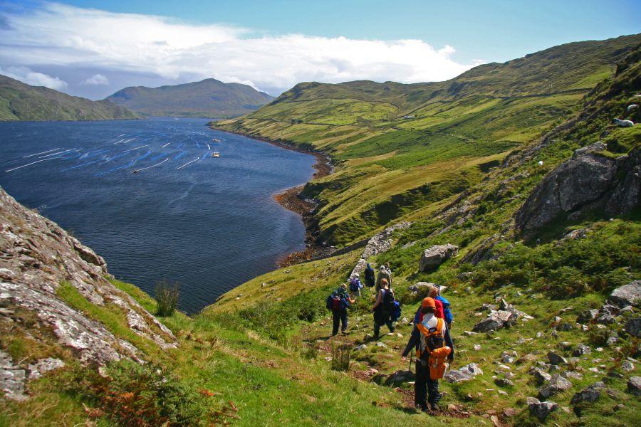 Sfeerimpressie 15-Daagse rondreis Wandelen In Ierland