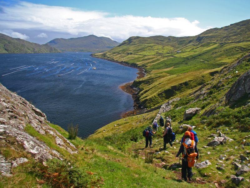 Sfeerimpressie Rondreis Wandelen In Ierland