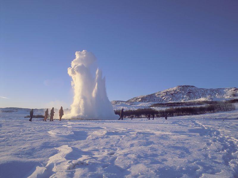 6-Daagse busrondreis Winters IJsland & het Noorderlicht