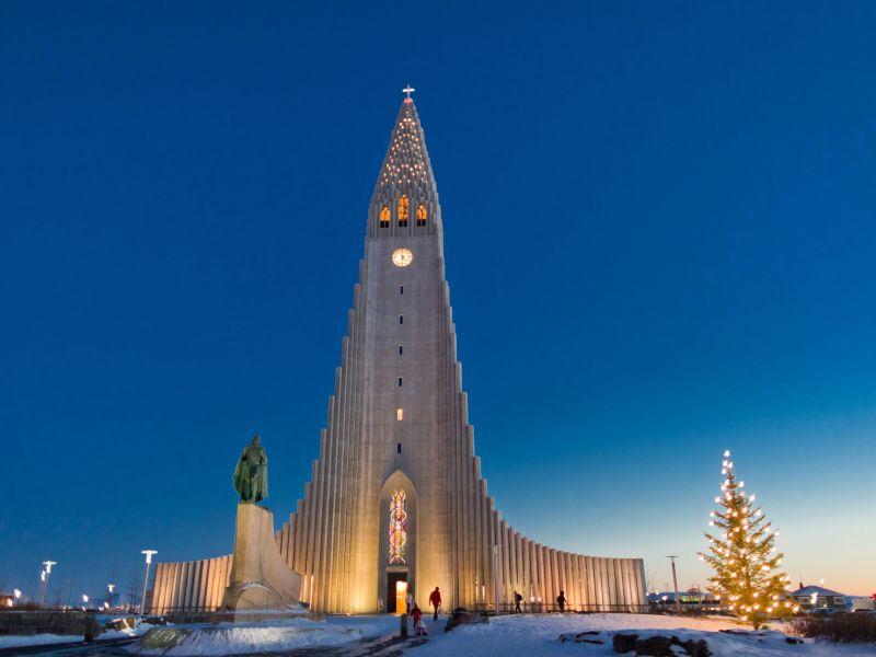 Autorondreis West & Zuid IJsland 8 dagen Fosshotels