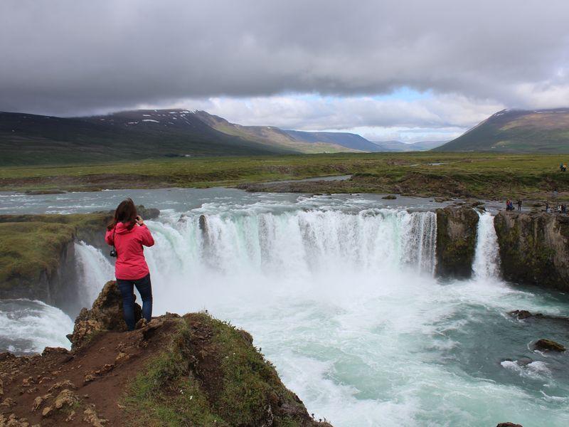 IJsland aansluiting app