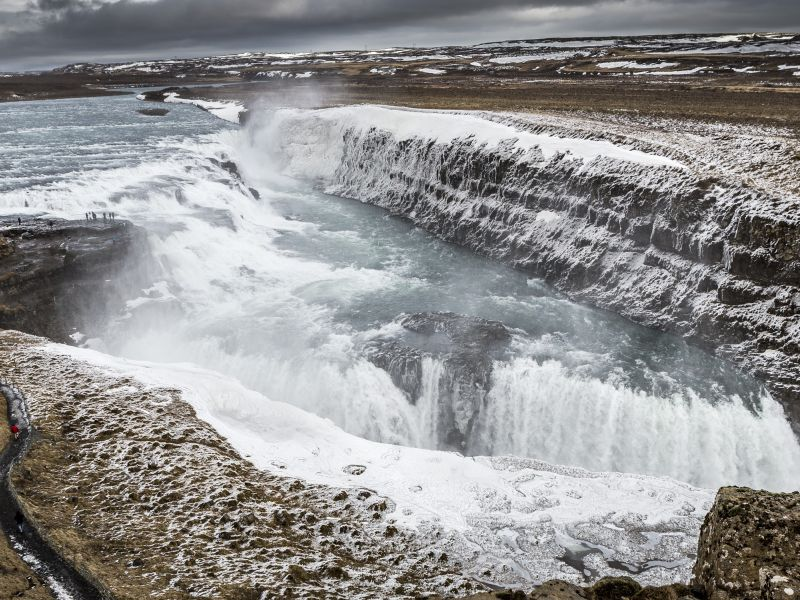 Kennismaking Met Winters IJsland, incl.excursies, 4 dagen