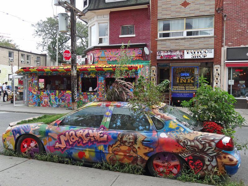 beste aansluiting bars Toronto