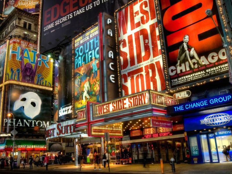Tien beste aansluiting bars NYC