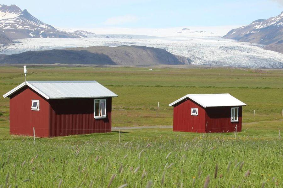 Lambhus Glacier View Cabins - Hornafj�rdur