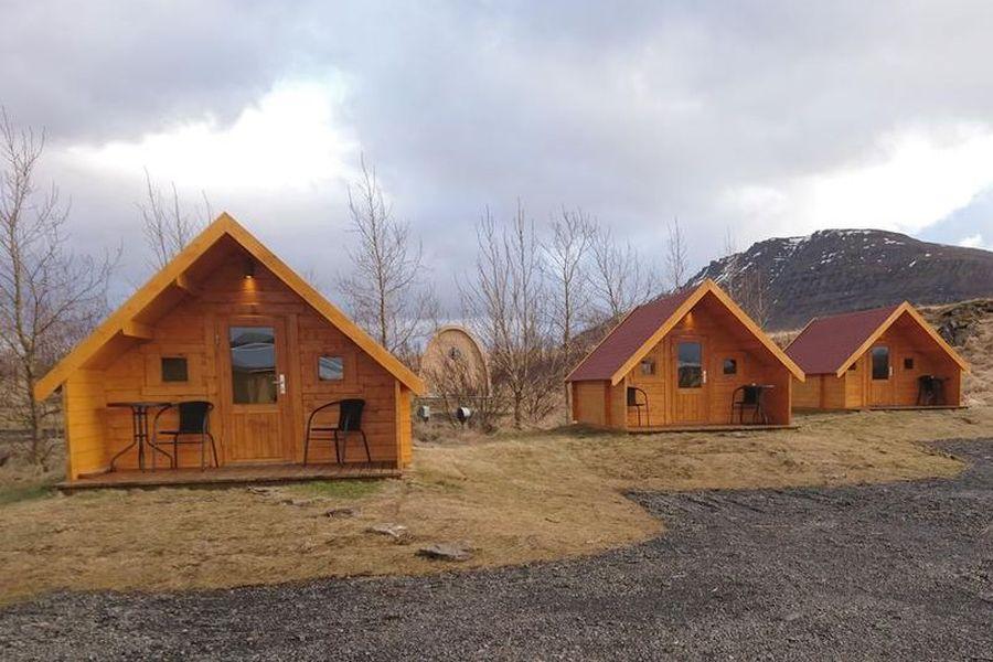 Fossatun Campingpods - Borgarbyggd