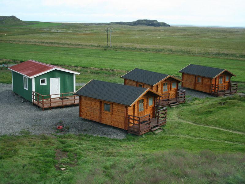 Vagnsstadir Campinghutten - Hornafj�rdur