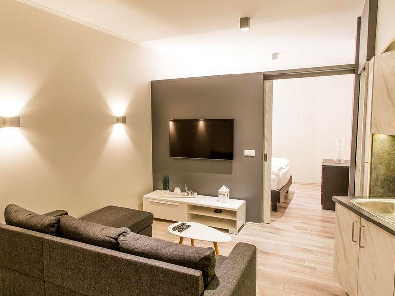 Nieuwe kamers en appartementen in het centrum van akureyri * goed uitgangspunt voor autotochten in noord ...