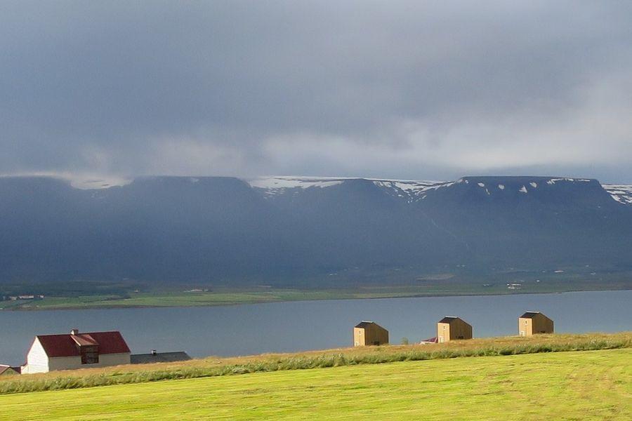 Sunnuhlid Houses - Akureyri