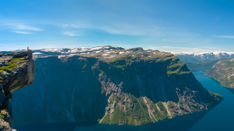 6/8-Daagse Fjordtrip Bergen, Hardangerfjord en Flåmbaan