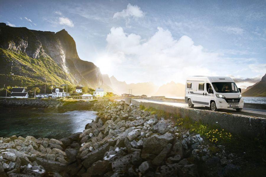 Camper arrangement vanuit Oslo, Noorwegen 2022