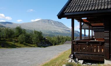Kvitåvatn Fjellhytter, Rjukan