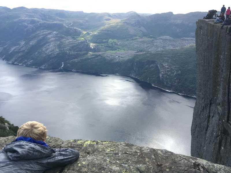 15-Daagse comforthutten tour Torbjørn