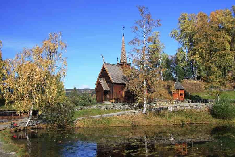 15-Daagse comforthuttentour Ontdek Noorwegen 2021