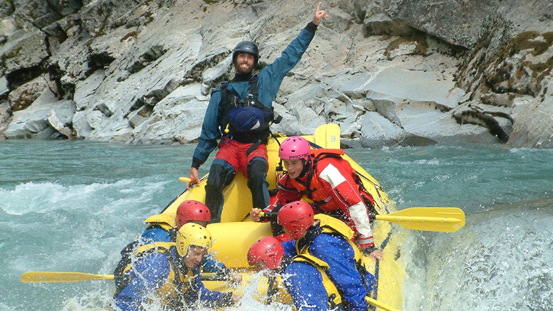 Jostedal Rafting