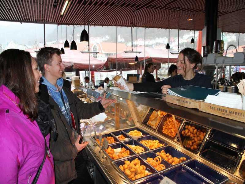 Food Tour in Bergen