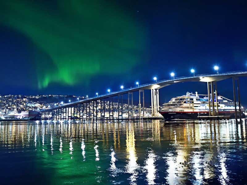 2019/20 Hurtigruten 8-Daagse Arctic wonders
