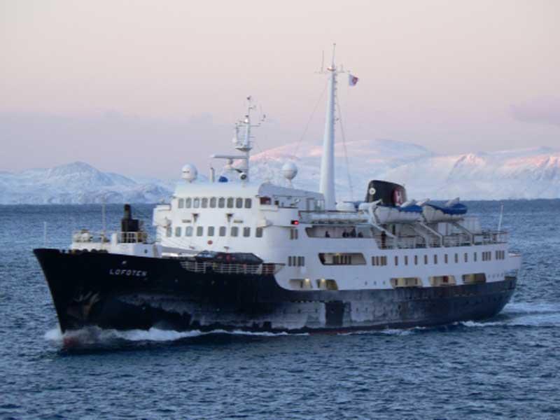 2020 12 Daagse Hurtigruten Classic Cruise Bergen Kirkenes Bergen