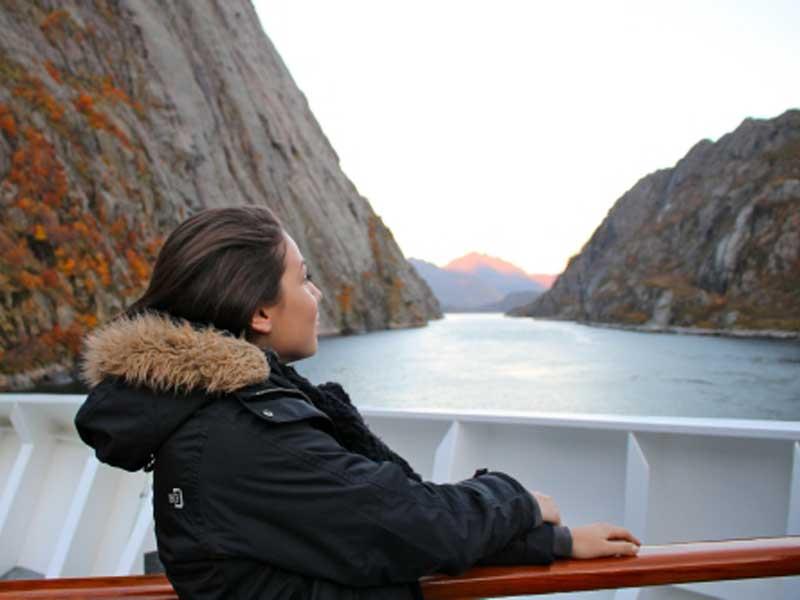 2018 Hurtigruten Herfst voordeeldata 12-Daagse zeereis Bergen - Kirkenes - Berge