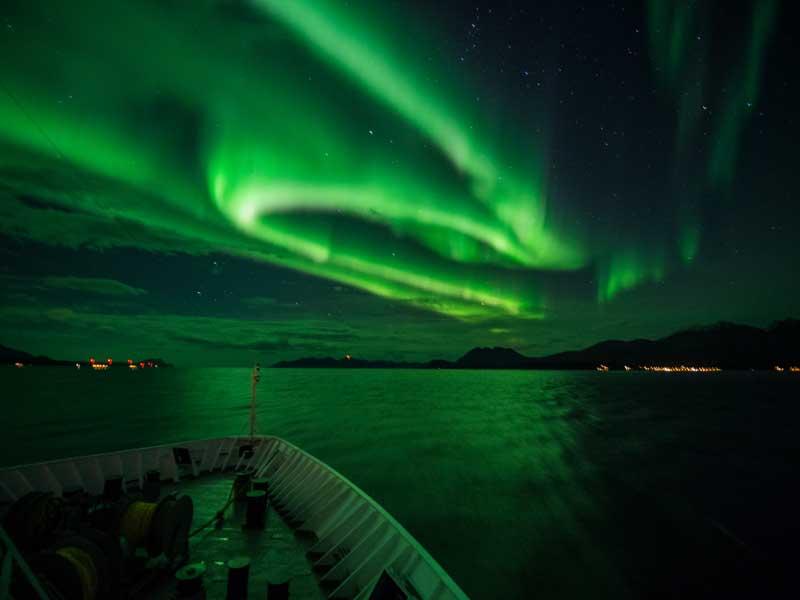 2019 Hurtigruten Winter voordeeldata 12-Daagse zeereis Bergen - Kirkenes - Bergen